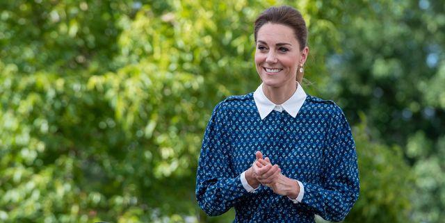 Kate Middleton: Pangeran Louis Tak Suka Aturan Jarak Sosial