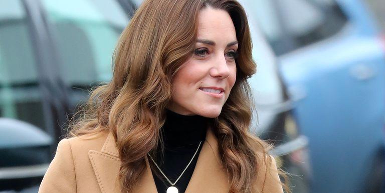 Kate Middleton Pakai Kalung yang Didedikasikan untuk Anaknya