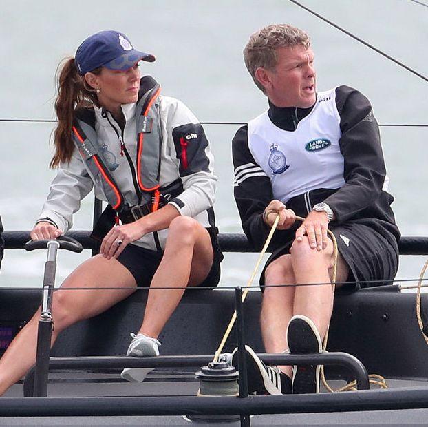 Mengapa Kate Middleton Didiskualifikasi dari Lomba Berlayar?