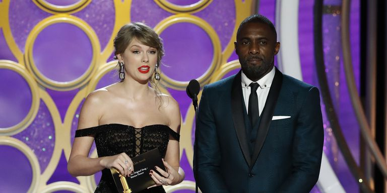 Taylor Swift dan Idris Elba Beradu Akting Dalam Film Cats