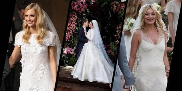Produk Makeup Para Selebriti Dunia Saat Mereka Menikah