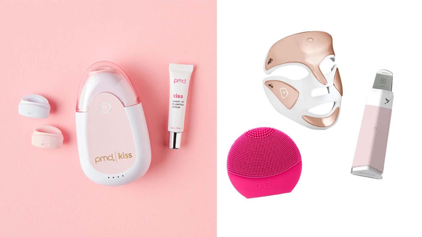 10 Varian Beauty Gadget yang Mudah Untuk Dipakai di Rumah