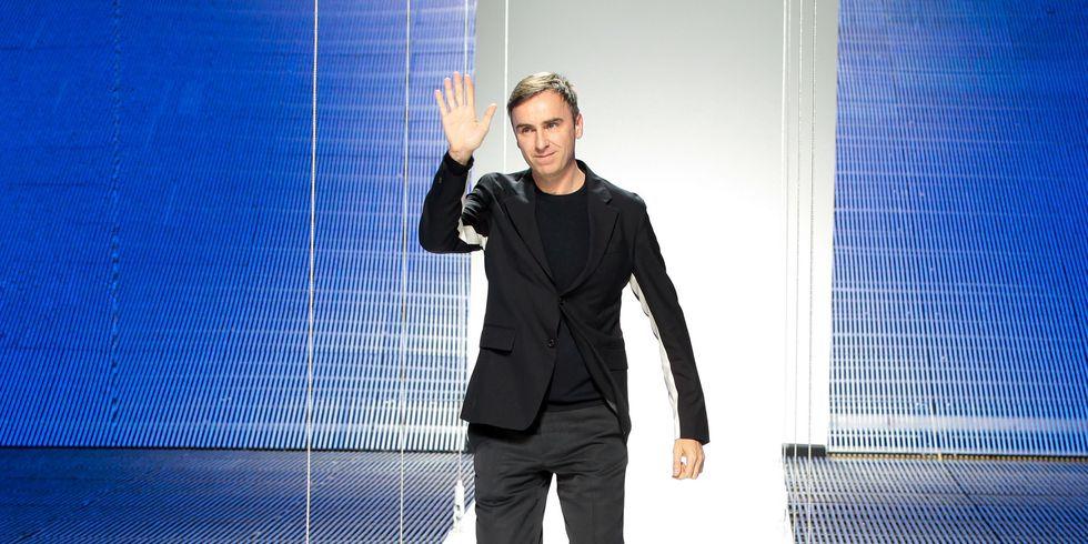 Raf Simons Hengkang dari Calvin Klein