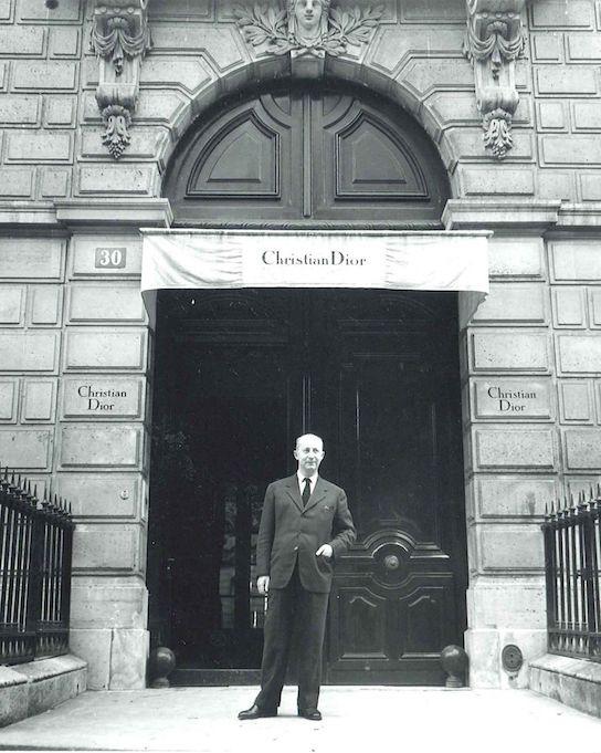 Jelajahi Studio Christian Dior 1949 Lewat Film Dokumenter