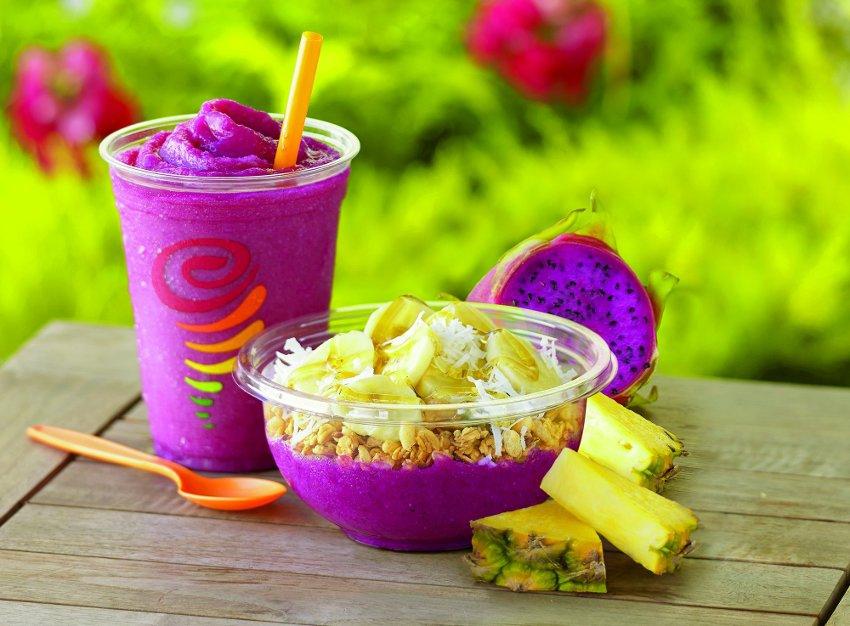 Jamba Juice Hadir di Indonesia