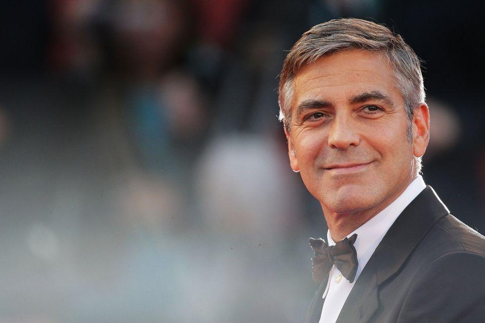 George Clooney Kembali ke Layar Kaca Setelah 20 Tahun