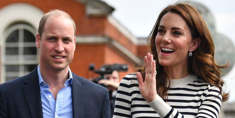 Wanita Inspiratif Versi Pangeran William dan Kate Middleton