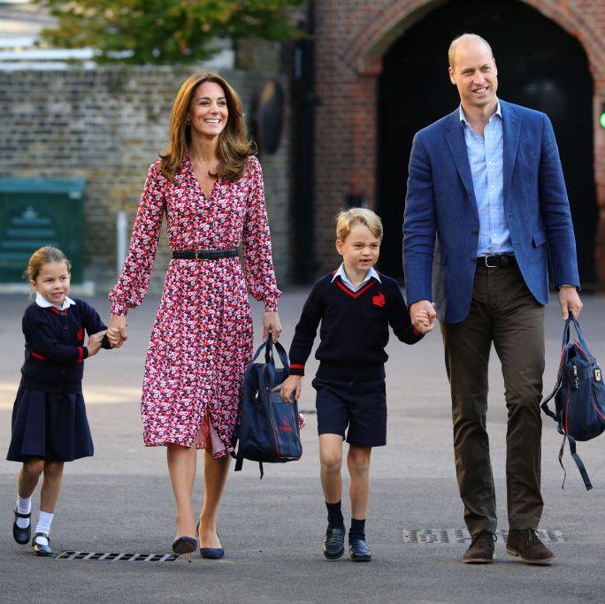 Kate Middleton Menyembunyikan Rahasia Ini dari Anak-Anaknya
