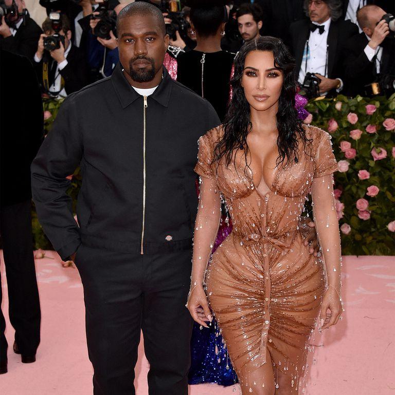 Kim Kardashian dan Kanye West Sambut Anak ke-4 Via Surrogate