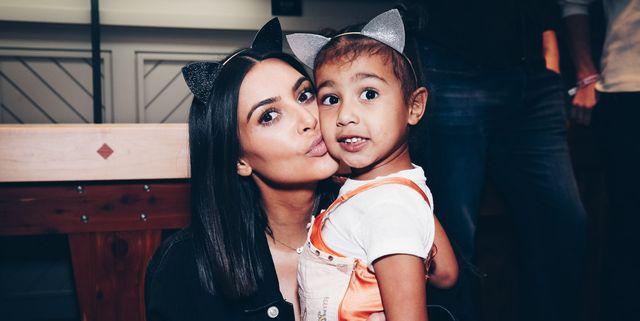 Lihat, Kim Kardashian dan Putri Pertamanya Semakin Mirip!