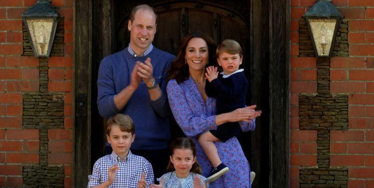 """Kate Middleton Ungkap """"Pertarungan"""" Antar Kedua Putranya"""