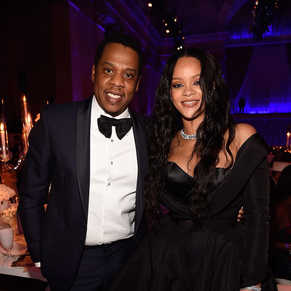 Rihanna, Jay-Z dan Jack Dorsey Beri Donasi Demi Lawan Corona