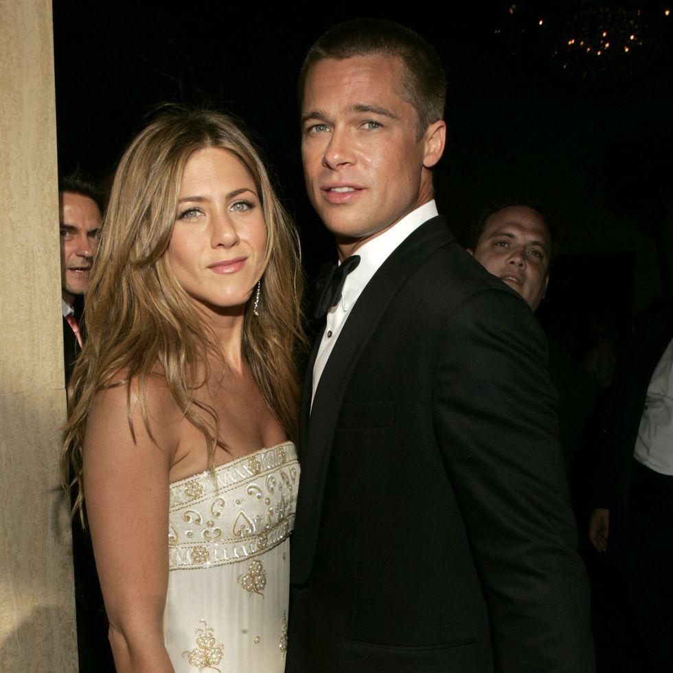 Brad Pitt dan Jennifer Aniston Akan Selalu Berteman Baik