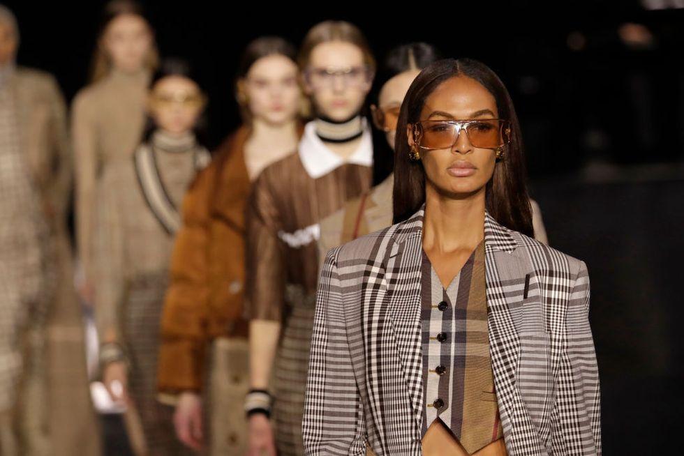 London Fashion Week Mengumumkan Jadwal Virtual Pertamanya
