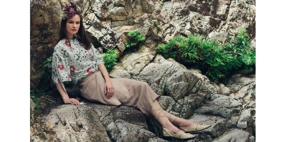 Fashion Spread: Bumi Borneo