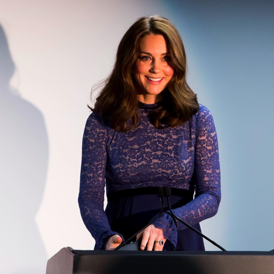 Tetap Cantik Pasca Persalinan Seperti Kate Middleton