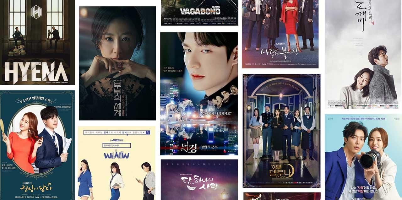 15 Judul Drama Korea dengan Wardrobe yang Fashionable