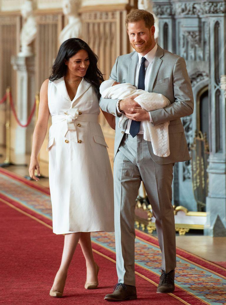 Ini Nama Lengkap Anak Pertama Pangeran Harry & Meghan Markle