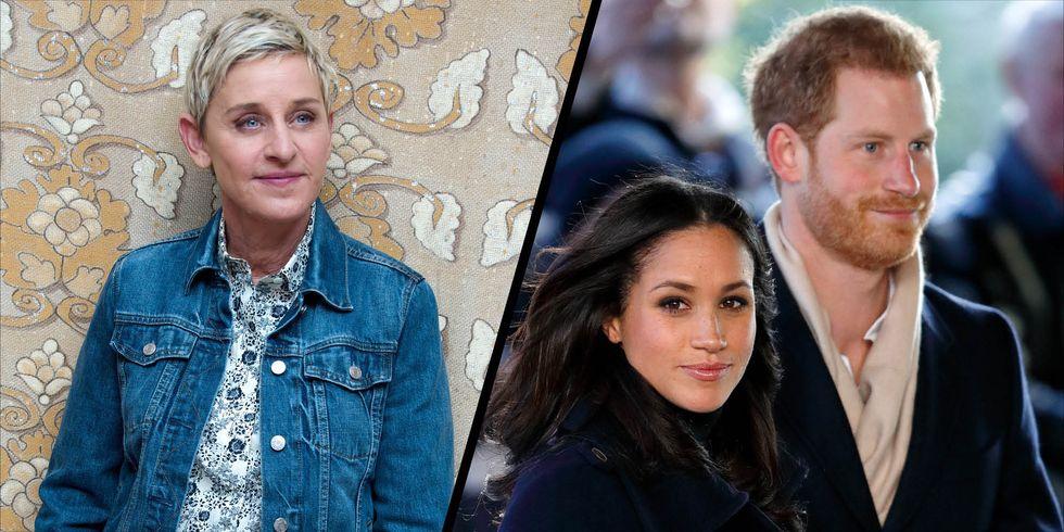 Ellen DeGeneres Membela Harry & Meghan dari Serangan Pers