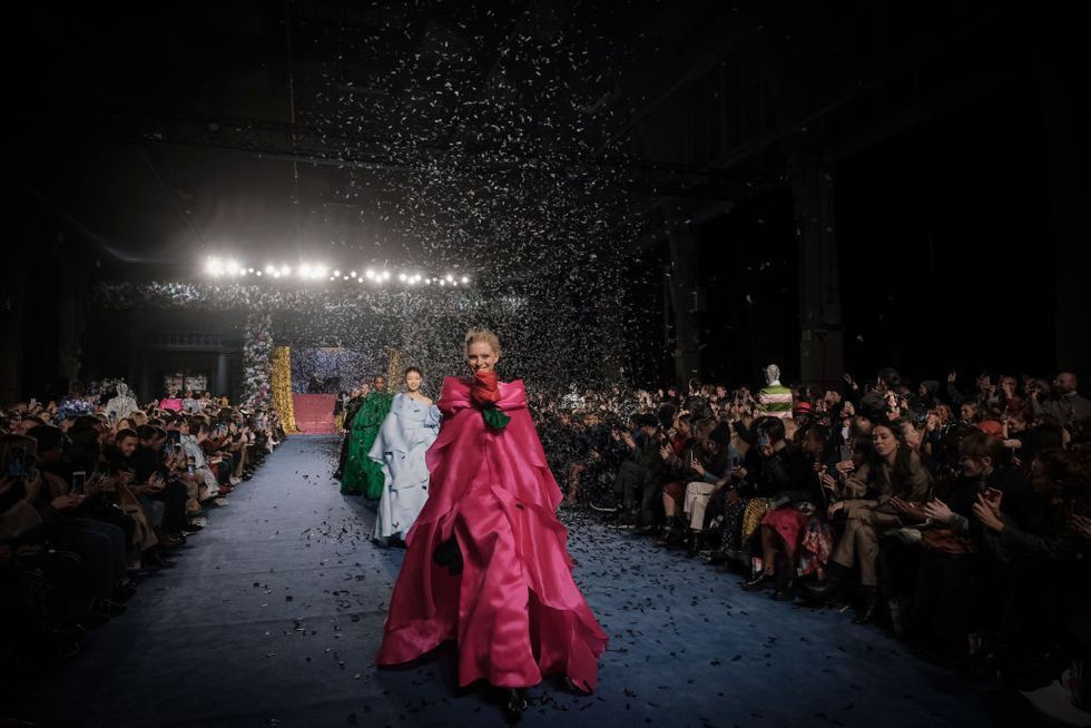 London Fashion Week Berlangsung Secara Digital dan Fisik