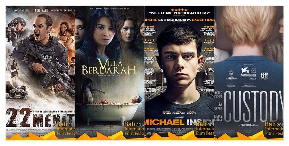 Festival Film Balinale ke-12 Kembali Hadir di Bali