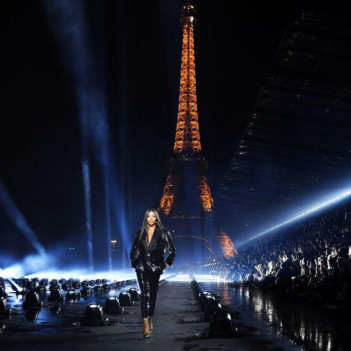 Saint Laurent Tak Akan Berpartisipasi di Paris Fashion Week