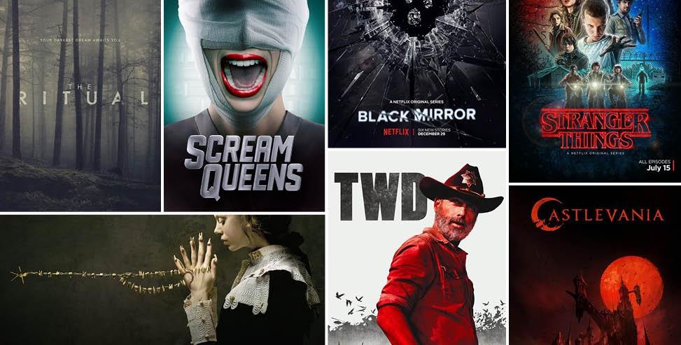 Tonton Maraton 10 Film Horor Terbaik di Netflix