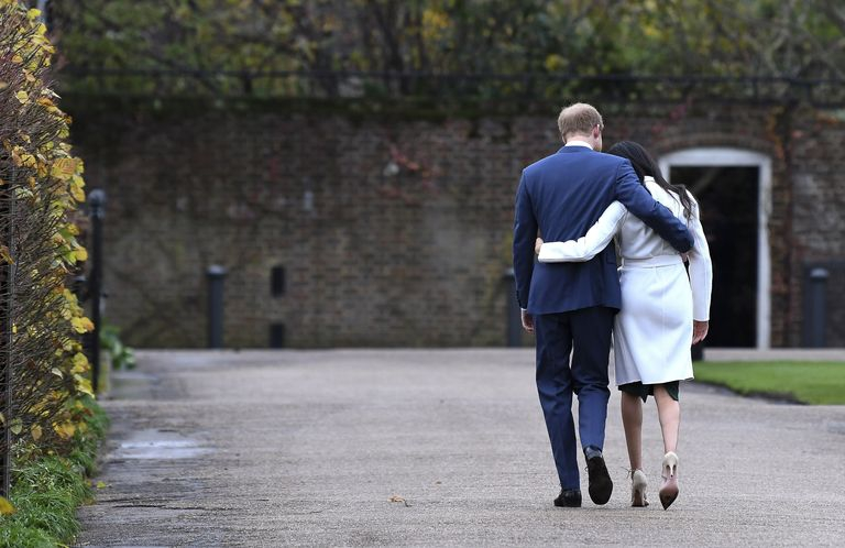 Alasan Meghan Markle dan Pangeran Harry Ingin Undur Diri
