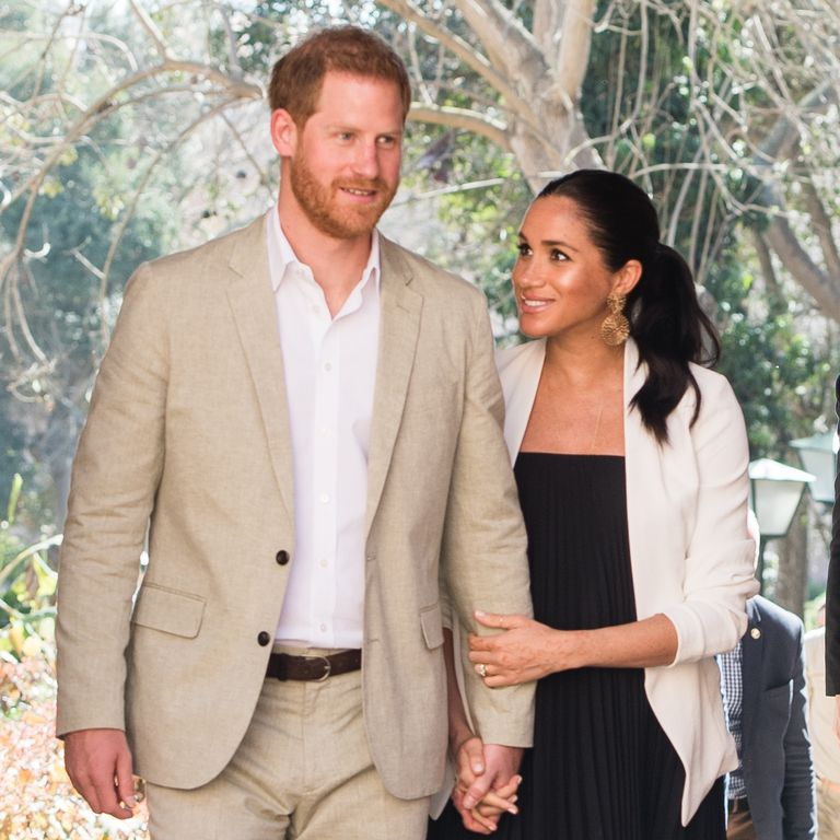 Pangeran Harry Tak Ikut Meghan Markle dan Archie Ke Kanada
