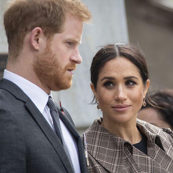 Gelar Sussex Royal Meghan Markle & Harry Ditinjau Kembali