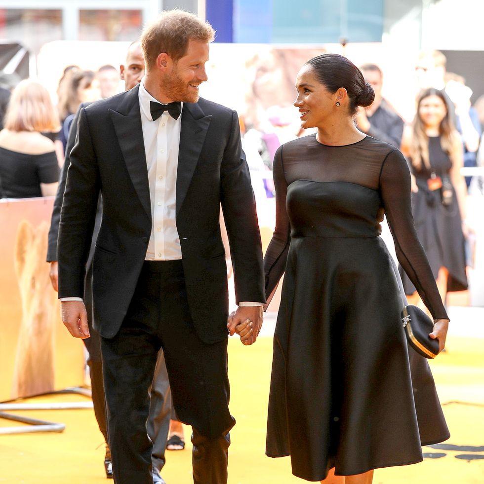 Meghan Markle dan Pangeran Harry Menikmati Waktu Keluarga