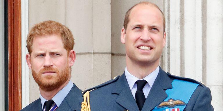 Alasan Dibalik Keretakan Hubungan Pangeran Harry & William