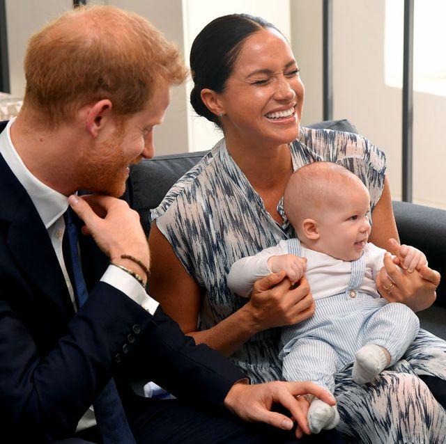 Nama Panggilan yang Manis dari Pangeran Harry Untuk Archie