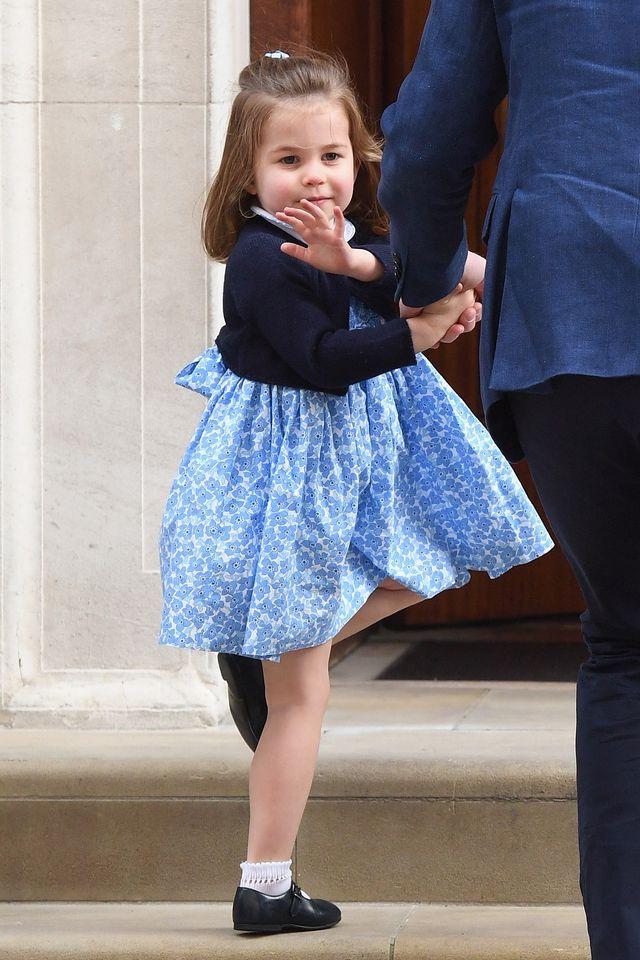 Putri Charlotte Akan Segera Bersekolah Minggu Depan