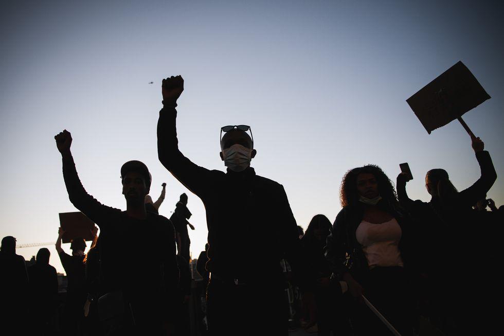 Bagaimana Menjaga Momentum Black Lives Matter?