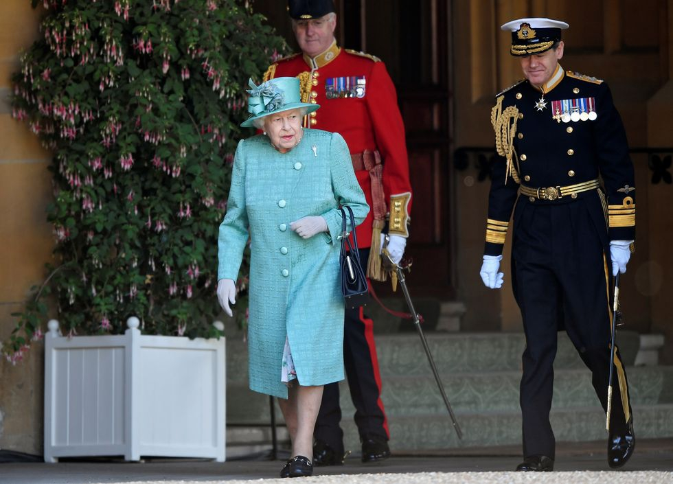 Alasan Prince Philip Tak Hadir di Parade Ulang Tahun Ratu