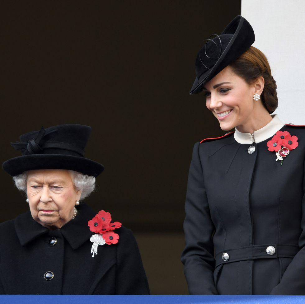 Kate Middleton Diberikan Peringkat Tinggi Dalam Kesatriaan