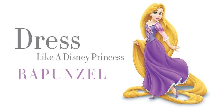 Berbusana Ala Disney Princess: Rapunzel