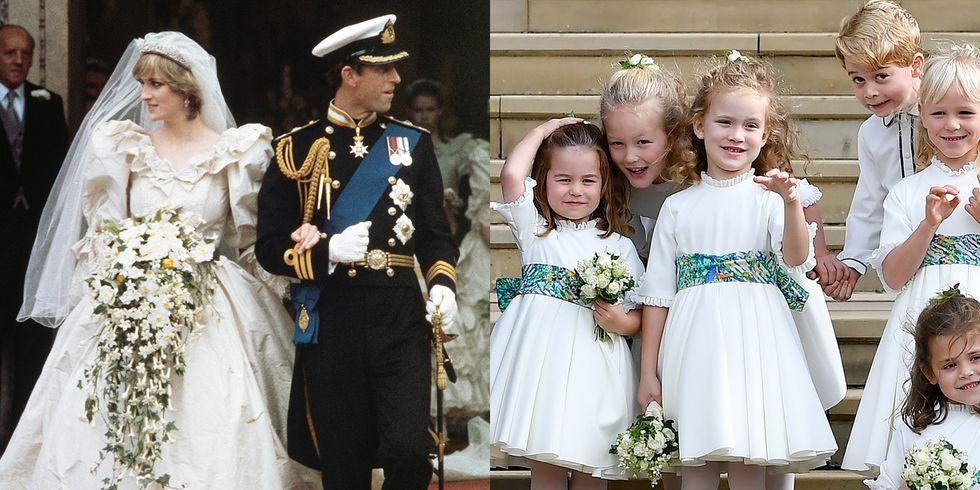 35 Skandal & Momen Aneh yang Tak Terlupakan di Royal Wedding