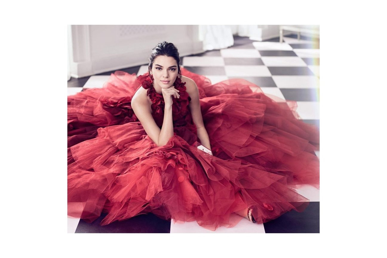 Kendall Jenner Rayakan Ulang Tahunnya