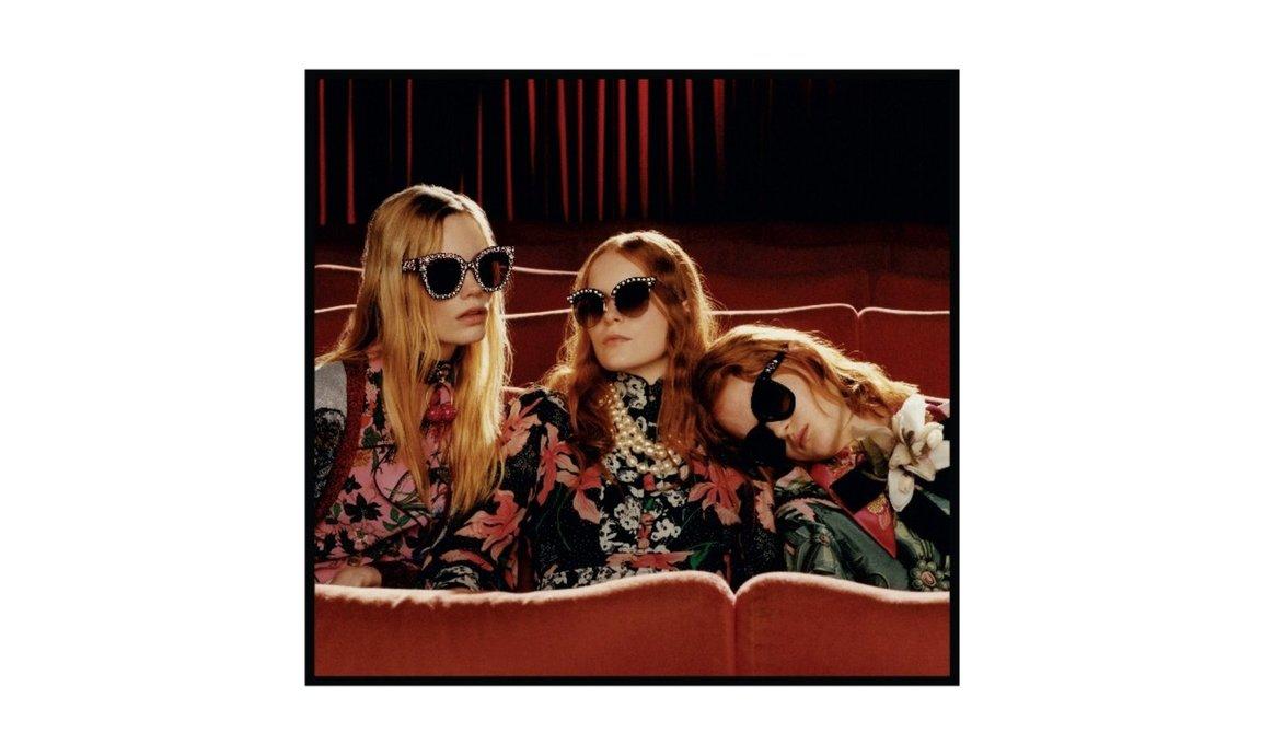 8 Kacamata Wanita Terbaru dari Gucci