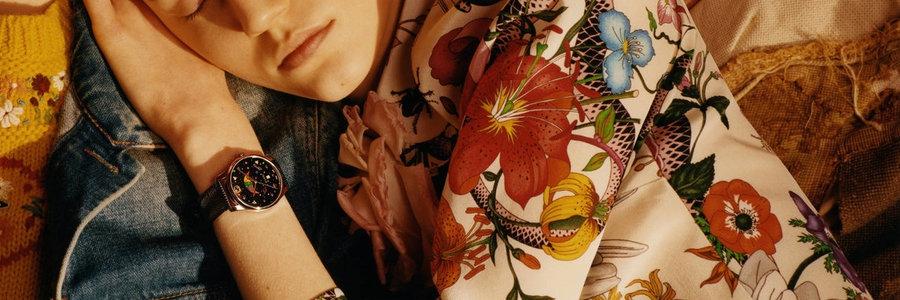 Jam Tangan Wanita Terbaru Persembahan Gucci