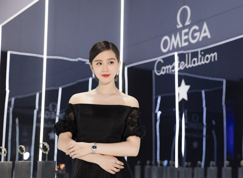 5 Fakta Liu Shi Shi, Ambassador Terbaru Omega