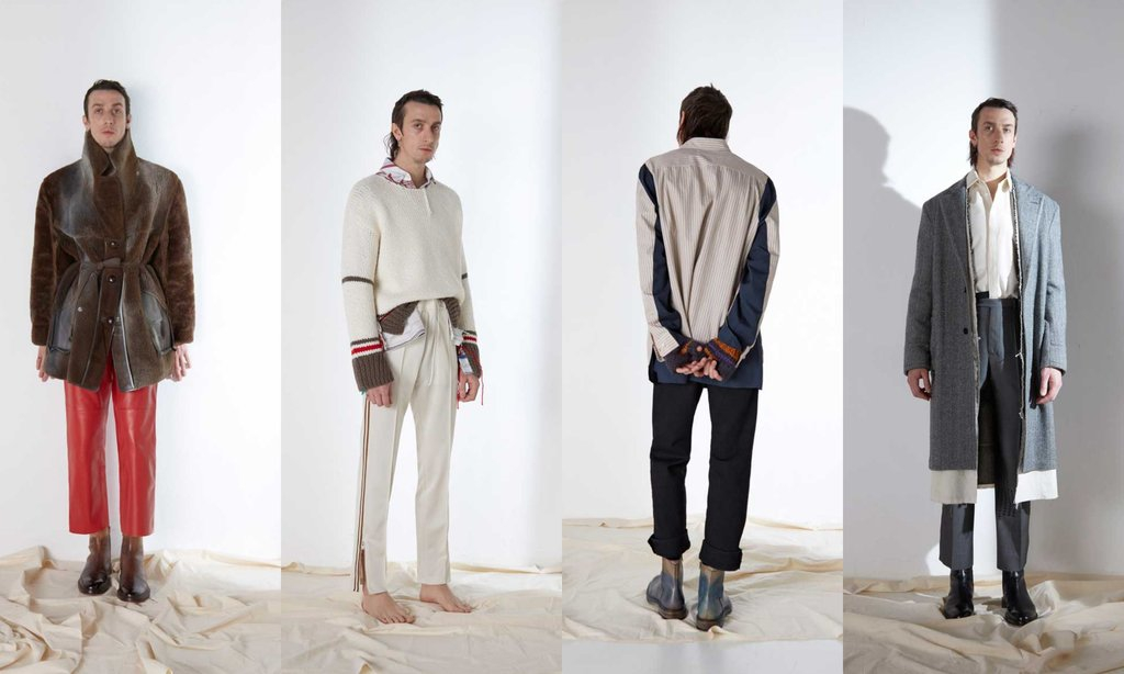 John Galliano Mendesain Menswear untuk Maison Margiela