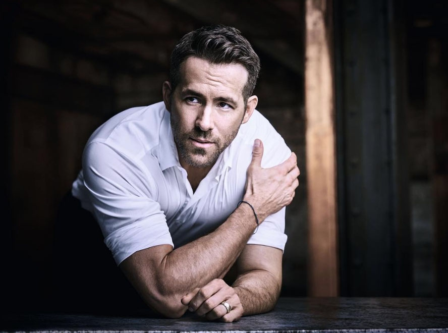 Unggahan Instagram Paling Lucu dari Ryan Reynolds