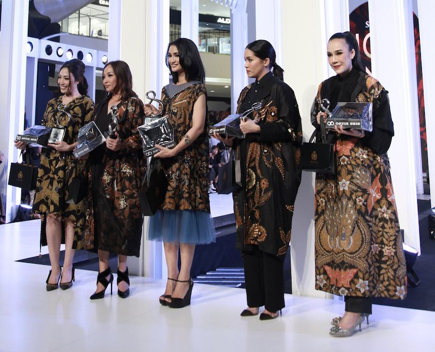 9 Wanita Ikonis Indonesia 2018 Pilihan Fashion Nation