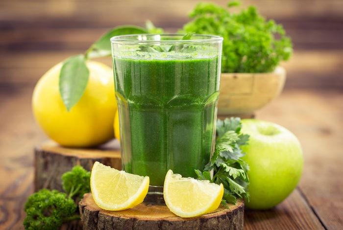 5 Resep Green Juice Favorit Bazaar