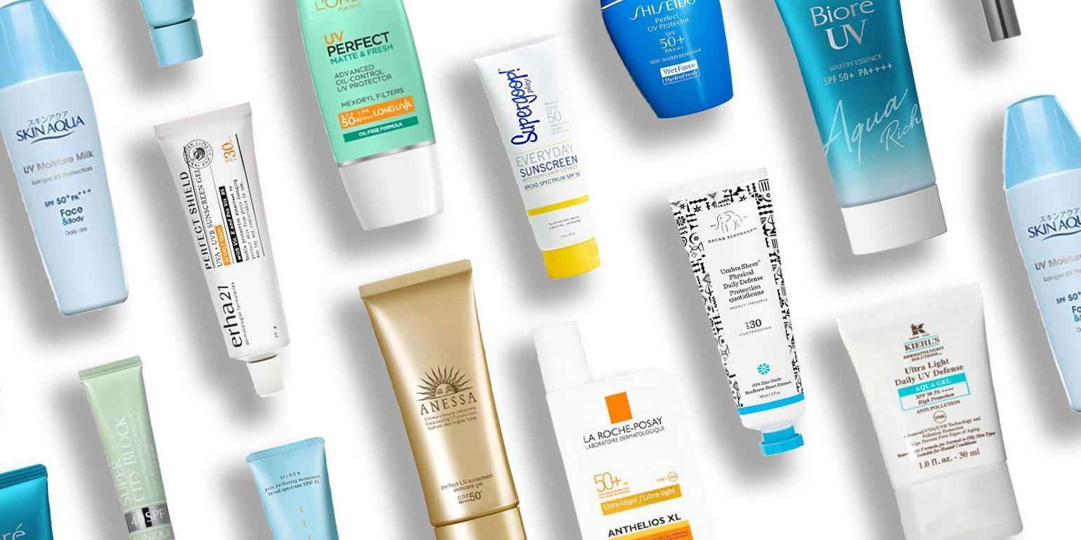 Sunscreen Terbaik yang Bisa Anda Coba Sekarang