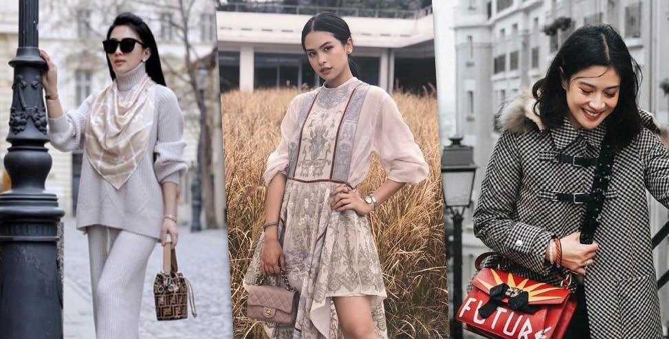 10 Merek Tas Wanita Premium Favorit Selebriti Indonesia