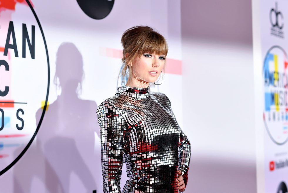Taylor Swift Berbicara Tentang Gangguan Makan yang Ia Alami